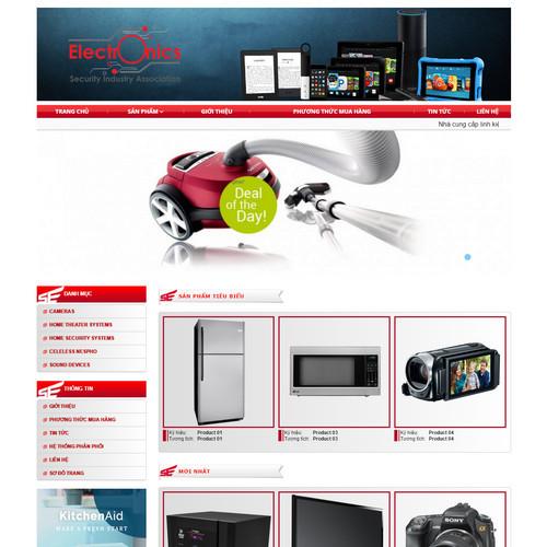 Thiết kế Website bán hàng 180529