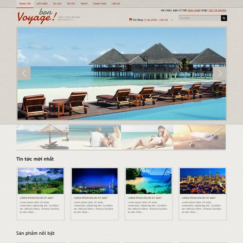 Thiết kế Website dịch vụ 550504