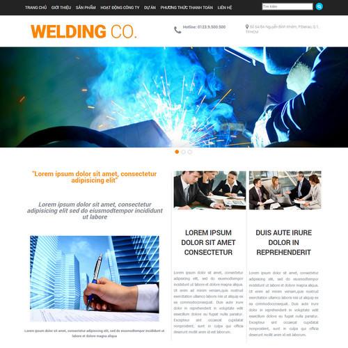 Thiết kế Website dịch vụ 500512
