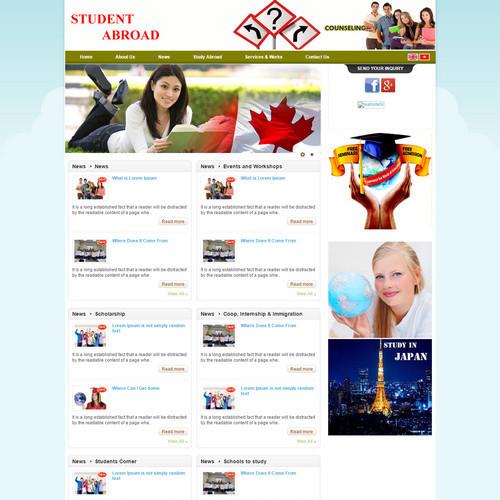 Thiết kế Website giáo dục 180503