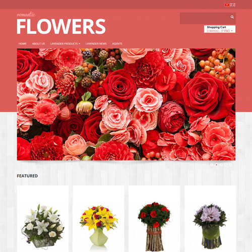 Thiết kế Website quà tặng 550510