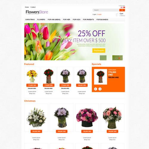 Thiết kế Website quà tặng 550512